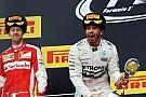 Lewis Hamilton adota precaução sobre tri: