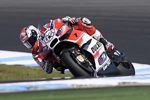 "MotoGP Breaking news Ducati backs Dovizioso to bounce back from ""embarrassing"" race"