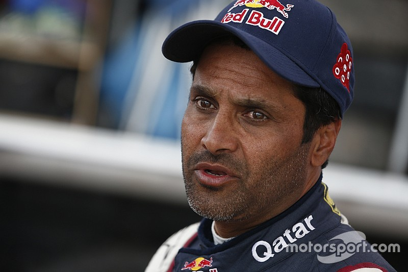 Al-Attiyah to make WTCC debut at home round