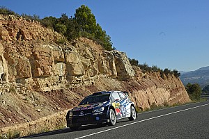 WRC Leg report Spain WRC, Day 2: Dominant Ogier goes a minute clear