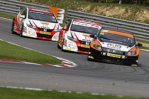 BTCC Breaking news BTCC drops fastest lap-determined Race 2 grids for 2016
