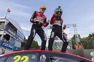 V8 Supercars Breaking news Perkins: Win vindicates co-driver call