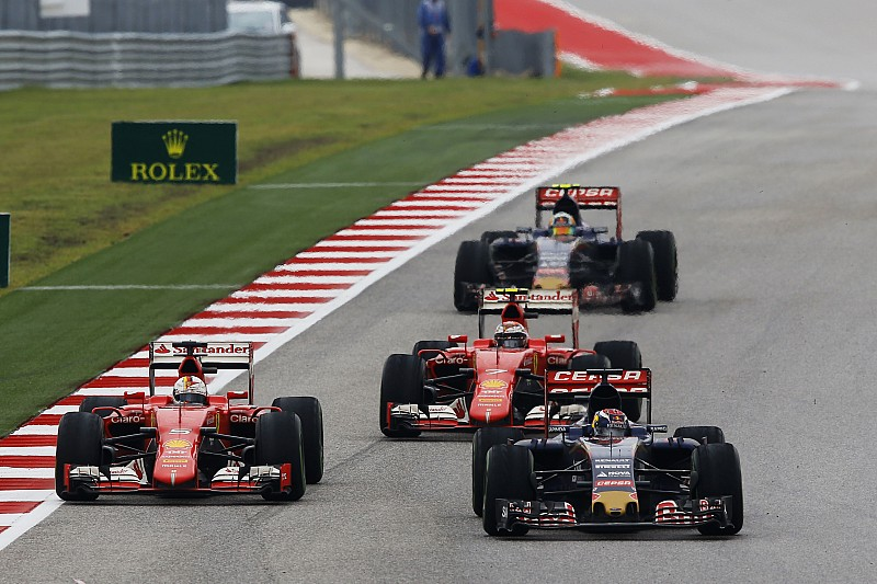 Tost: Safety Car le costó oportunidad de podium a Verstappen