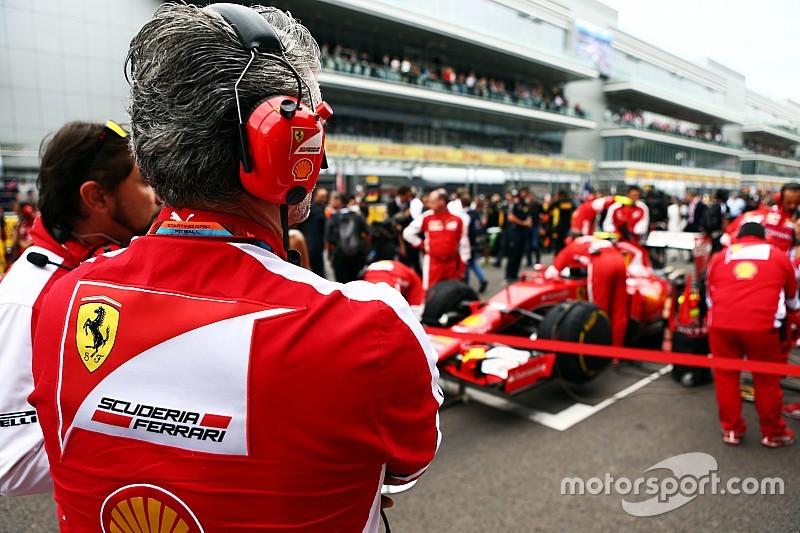 Ferrari defends F1 engine supply cost-cap veto