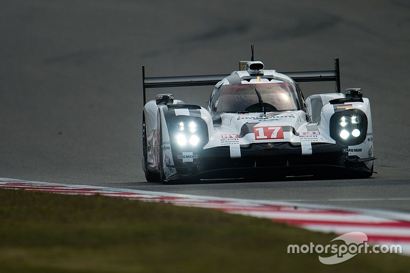 Shanghai WEC: Porsche claims another front row lockout