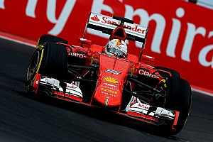 Formula 1 Qualifying report Mexican Grand Prix: Vettel third fastest, Raikkonen 15th