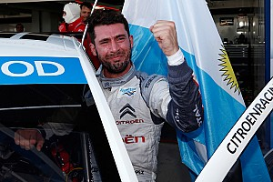 WTCC Breaking news Lopez