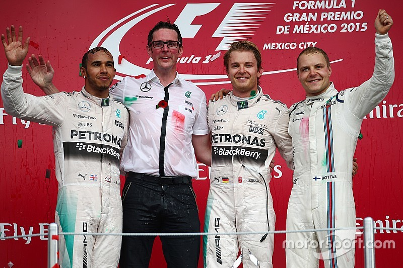 Mexican GP: Rosberg strikes back with dominant victory