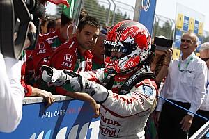 WTCC Breaking news Honda appeals Monteiro's Thailand exclusion