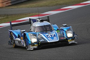 WEC Race report KCMG grabs sensational WEC podium at Shanghai