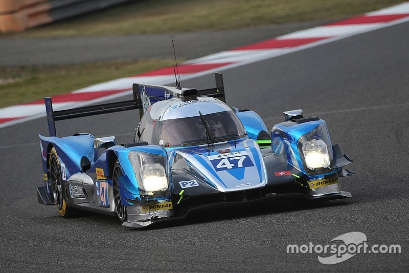 KCMG grabs sensational WEC podium at Shanghai