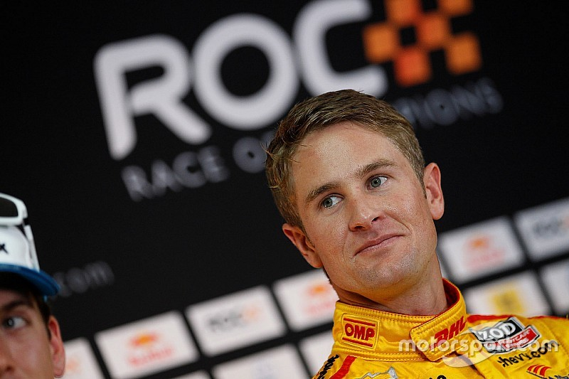 Hunter-Reay latest to join Race of Champions line-up