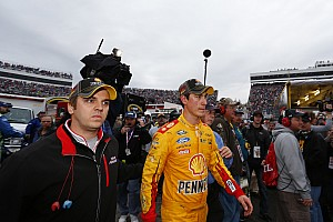 NASCAR Sprint Cup Interview Gordon believes Logano could have helped prevent escalation of Kenseth feud
