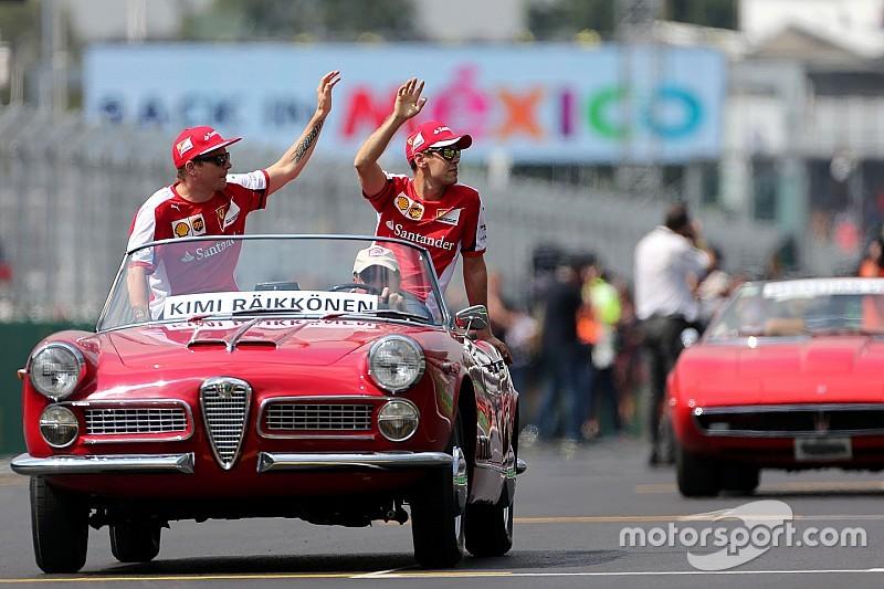 Vettel quisiera que los fans alemanes fueran como los mexicanos