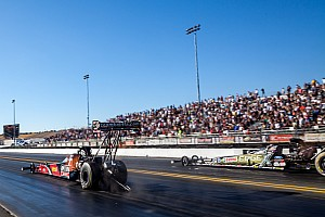 NHRA Preview Brittany Force hopes good vibes at home track leads to first career Top Fuel win at NHRA finals