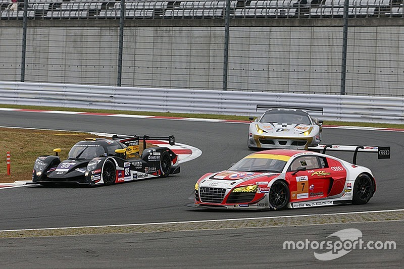 Asian Le Mans Series Round 2 – Free practice report from Sepang