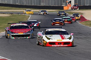 Ferrari Preview Grossmann, Duyver take Mugello World Finals poles