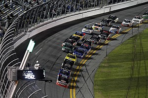NASCAR Truck Breaking news 2016 Camping World Truck Series schedule revealed