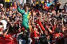 Top 10: las fotos más impactantes del GP de Brasil
