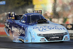 NHRA Qualifying report Johnson Jr. lead Funny Car qualifying at Pomona