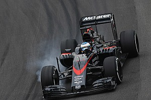 Formula 1 Qualifying report McLaren out of Q2 in a sad day for Alonso