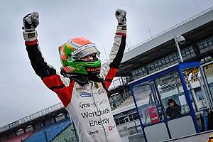 Formula 3.5 Breaking news Fortec signs Deletraz for 2016 Formula 3.5 V8 campaign