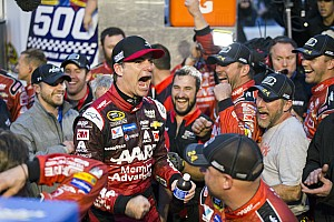 NASCAR Sprint Cup Breaking news Martinsville win gave a real advantage to Team 24, says Gordon