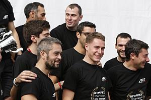 GP2 Rennbericht Überlegener Sieg von Stoffel Vandoorne in Bahrain