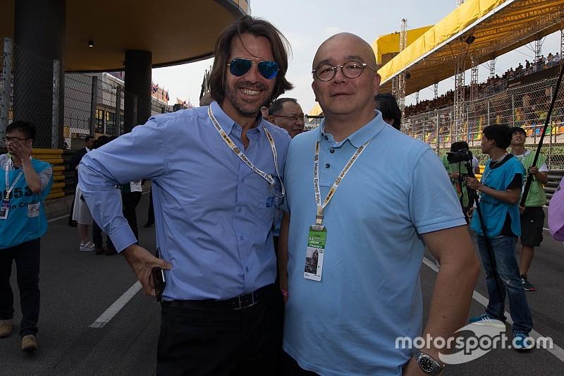 拉特尔:我们干不过F1,澳门是最佳举办地