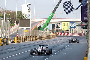 F3 Interview Rosenqvist: Pressure to win Macau less second time round