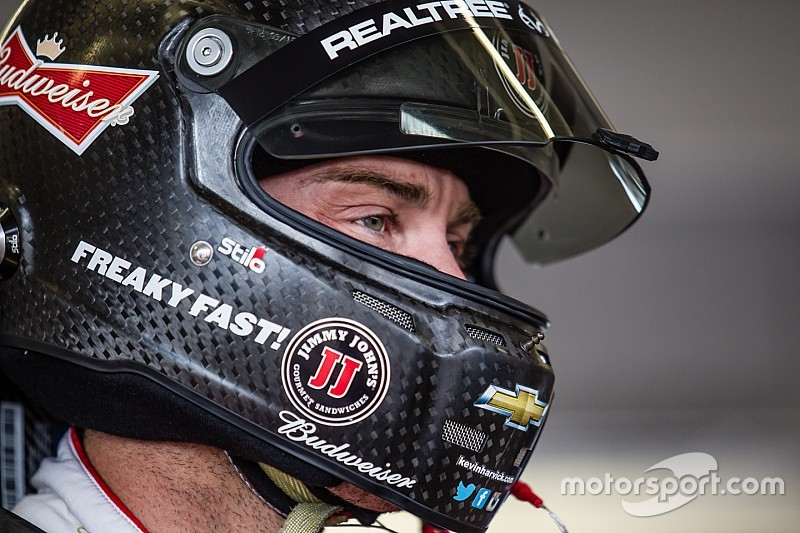 Harvick comes one position short of defending 2014 crown