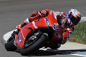 MotoGP Breaking news Ducati confirms Stoner as test rider in 2016