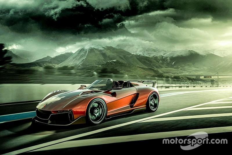 Rezvani Beast X: koop een sportwagen, race gratis op het circuit