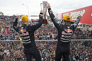 V8 Supercars Breaking news Triple Eight confirms two of its enduro drivers
