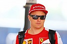 Formula 1 Raikkonen says he was