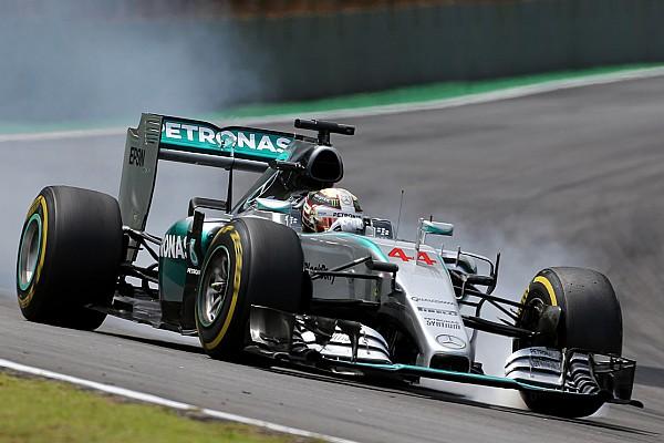 Формула 1 Комментарий Хэмилтон: Изменения в балансе шасси на руку Росбергу