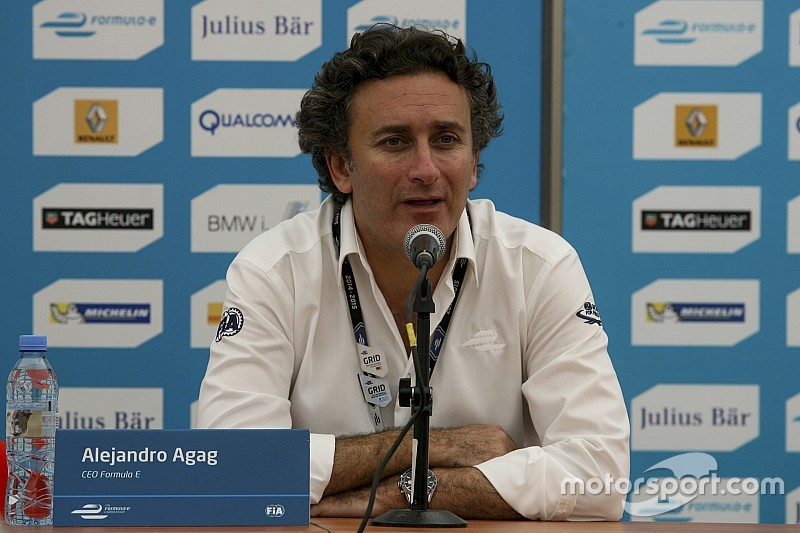 Driverless championship won't signal end of motorsport - Agag