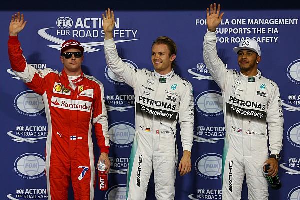 Formula 1 Qualifying report Abu Dhabi GP: Rosberg extends pole streak, Vettel starts 16th