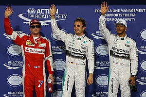 Formula 1 Qualifying report Abu Dhabi GP: Rosberg extends pole streak, Vettel starts 16th