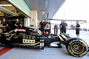 Formula 1 Breaking news Ecclestone: Lotus won't survive if Renault deal flops