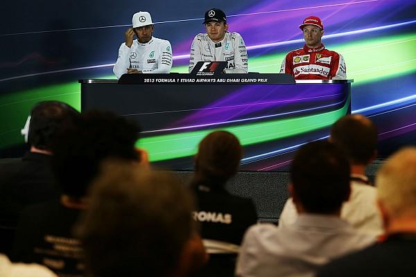 Formula 1 Abu Dhabi GP: Post-race press conference