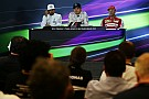 Formula 1 Abu Dhabi GP: Post-race press conference
