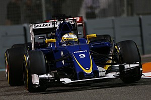 Formula 1 Race report Sauber completes the season with a decent race at Yas Marina