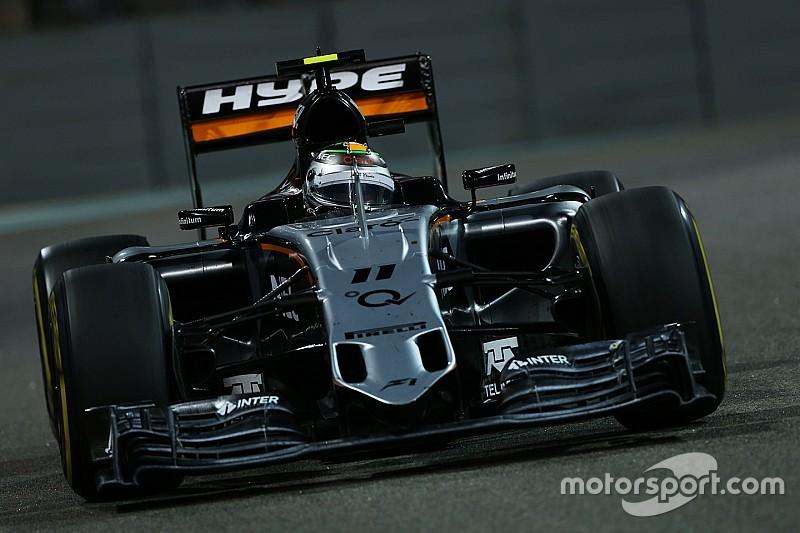 Perez: 'Volgend jaar strijden met Red Bull en Williams'