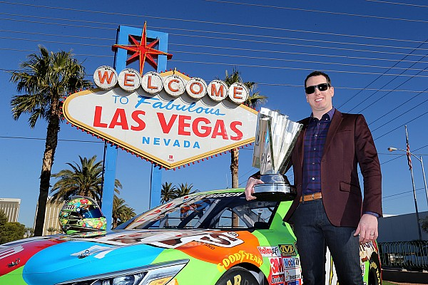NASCAR Sprint Cup Busch returns to where his racing career began for Champion's Week