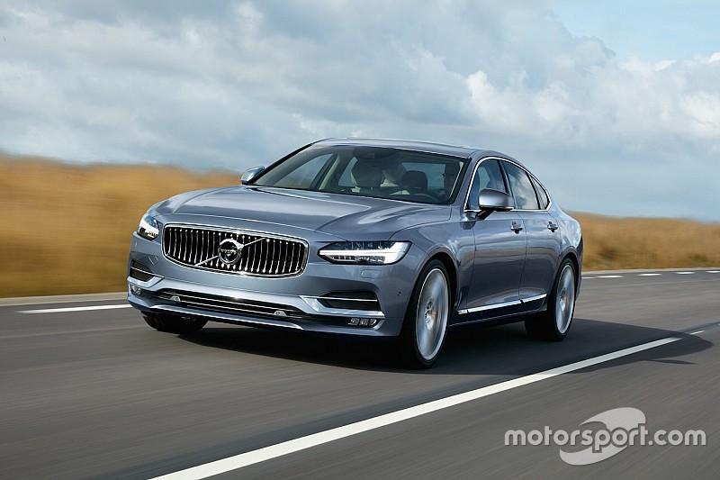 Nieuwe Volvo S90 kan bijna zelfstandig rijden op de snelweg