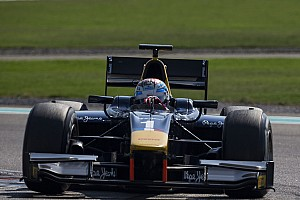 GP2 Testing report Latifi tops Day 2 of Abu Dhabi test for DAMS