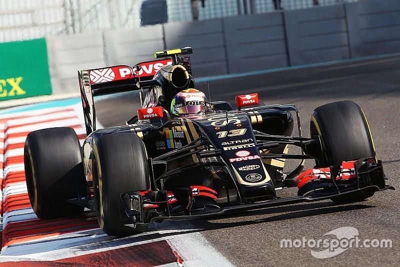 'Maldonado en Palmer hebben contract met Renault' - Lotus
