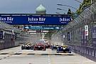 Jaguar vor dem Einstieg in die Formel E