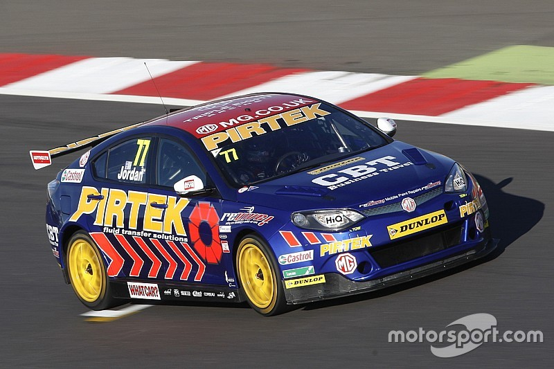 MG commits to BTCC for further three years